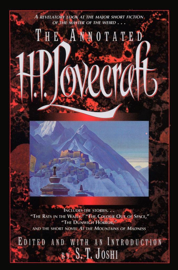 The Annotated H.P. Lovecraft als Taschenbuch