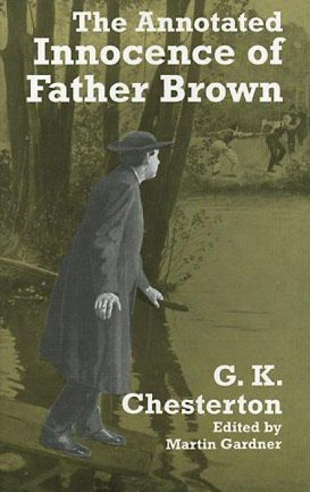 The Annotated Innocence of Father Brown als Taschenbuch