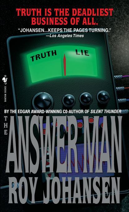 The Answer Man als Taschenbuch
