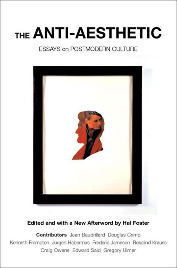 Anti-aesthetic als Taschenbuch