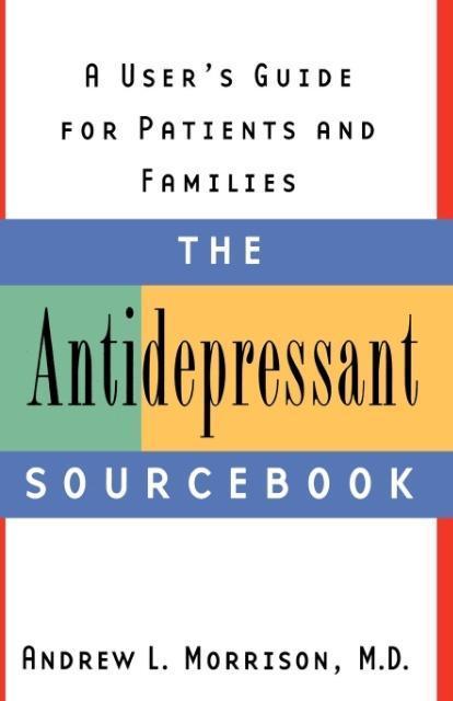 The Antidepressant Sourcebook als Taschenbuch