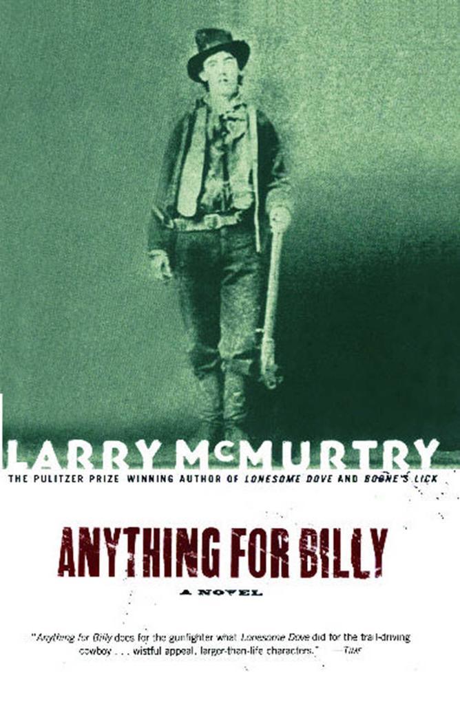 Anything for Billy als Taschenbuch