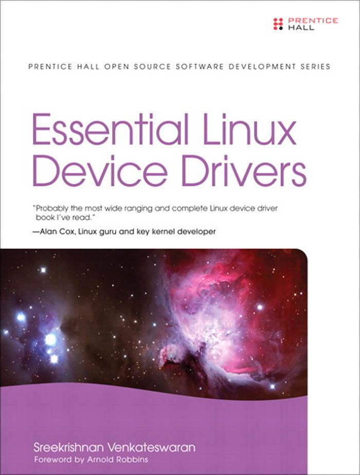 Essential Linux Device Drivers als eBook von Sr...
