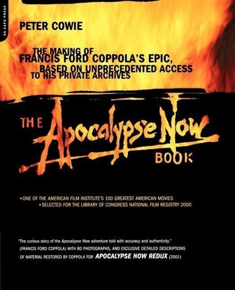 The Apocalypse Now Book als Taschenbuch