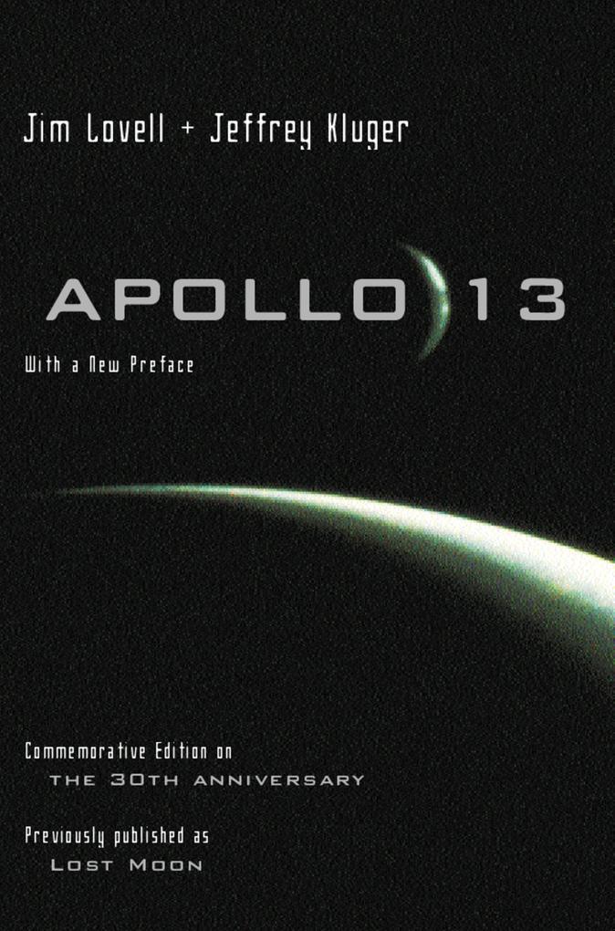 Apollo 13 als Buch