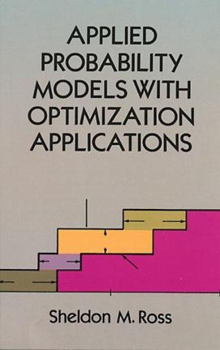 Applied Probability Models with Optimization Applications als Taschenbuch