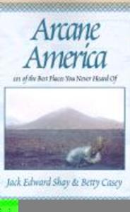 Arcane America als Buch