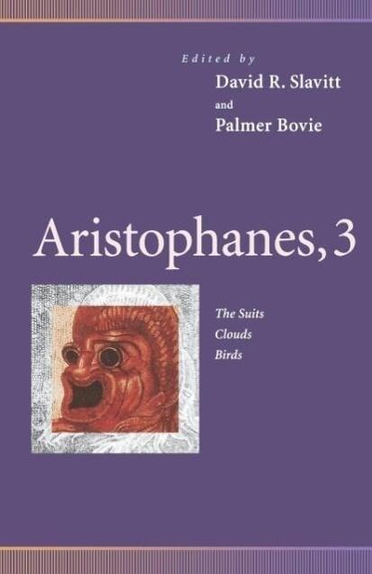 Aristophanes, 3 als Taschenbuch