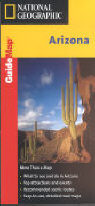Guide Map-Arizona - Guide Map als Buch