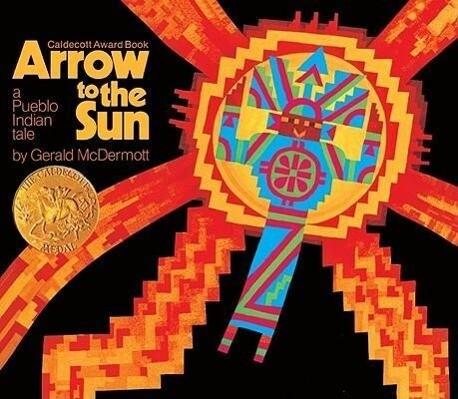 Arrow to the Sun: A Pueblo Indian Tale als Taschenbuch