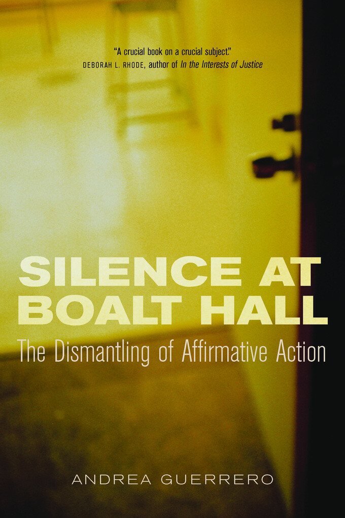 Silence at Boalt Hall als eBook