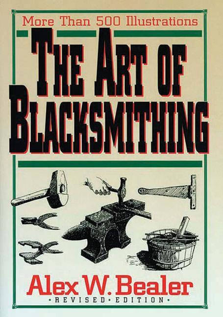 The Art of Blacksmithing als Buch
