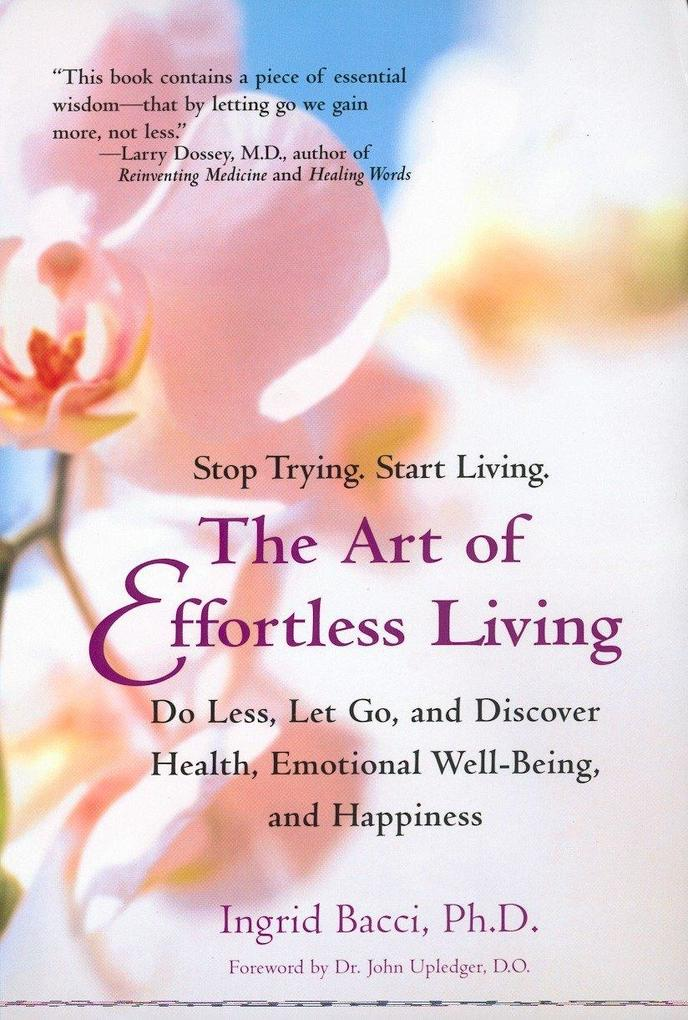 The Art of Effortless Living als Taschenbuch