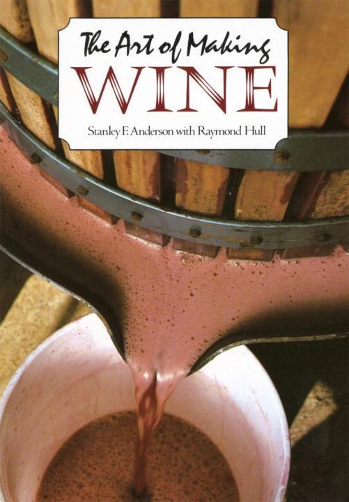 The Art of Making Wine als Taschenbuch
