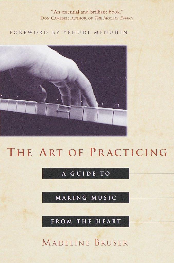 Art of Practicing als Taschenbuch