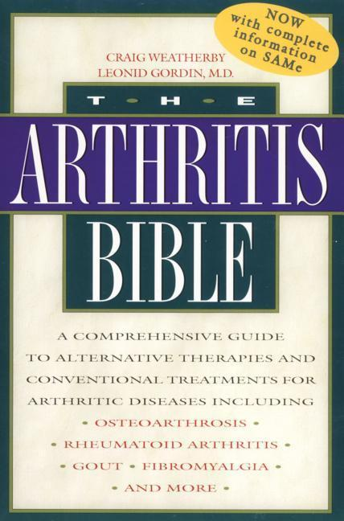 Arthritis Bible als Taschenbuch
