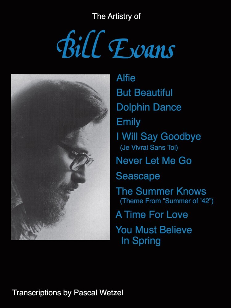 The Artistry of Bill Evans: Piano Solos als Taschenbuch