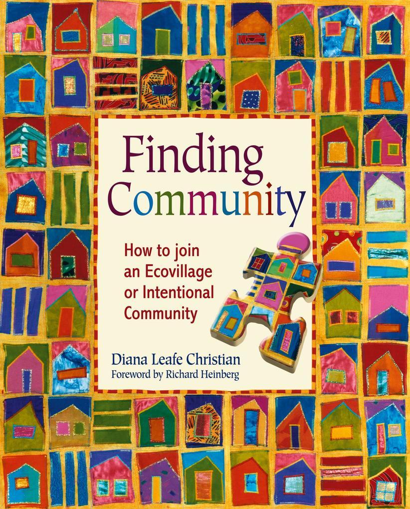 Finding Community als eBook von Diana Christian