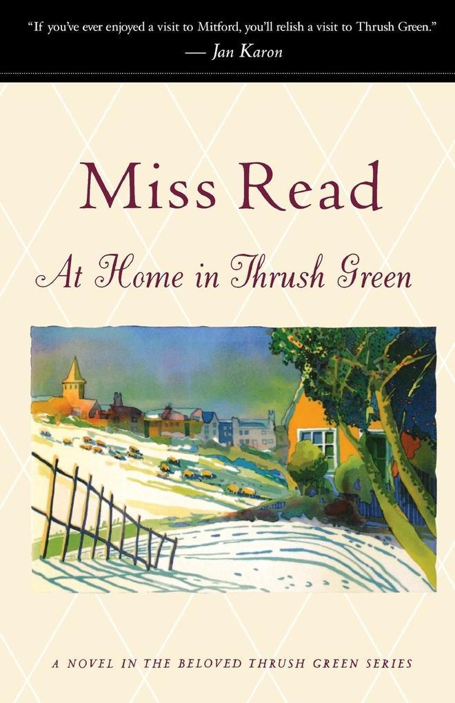 At Home in Thrush Green als Taschenbuch