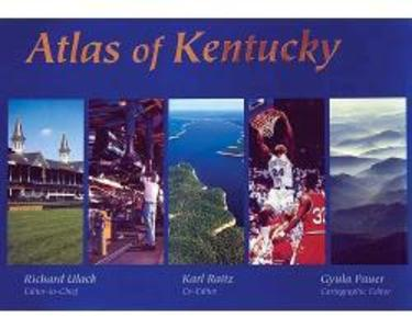 Atlas of Kentucky als Buch