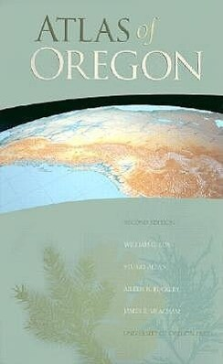 Atlas of Oregon, 2nd Ed als Buch
