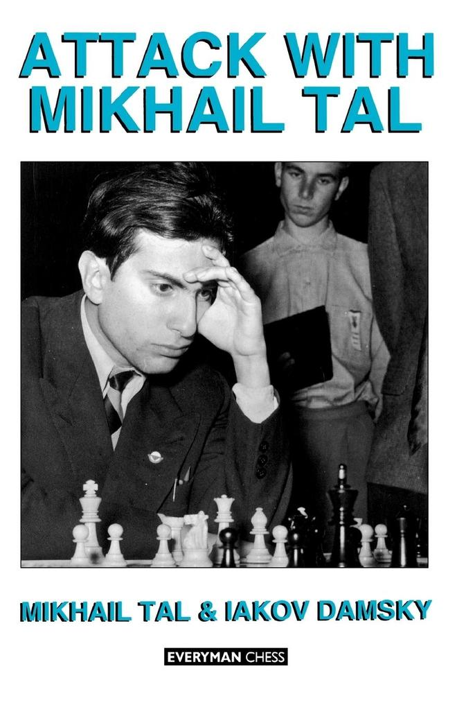 Attack with Mikhail Tal als Buch