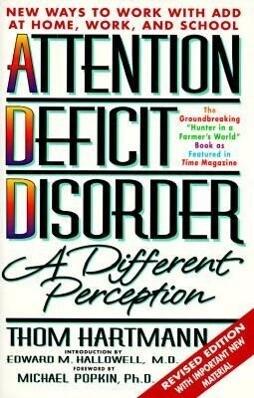 Attention Deficit Disorder als Taschenbuch