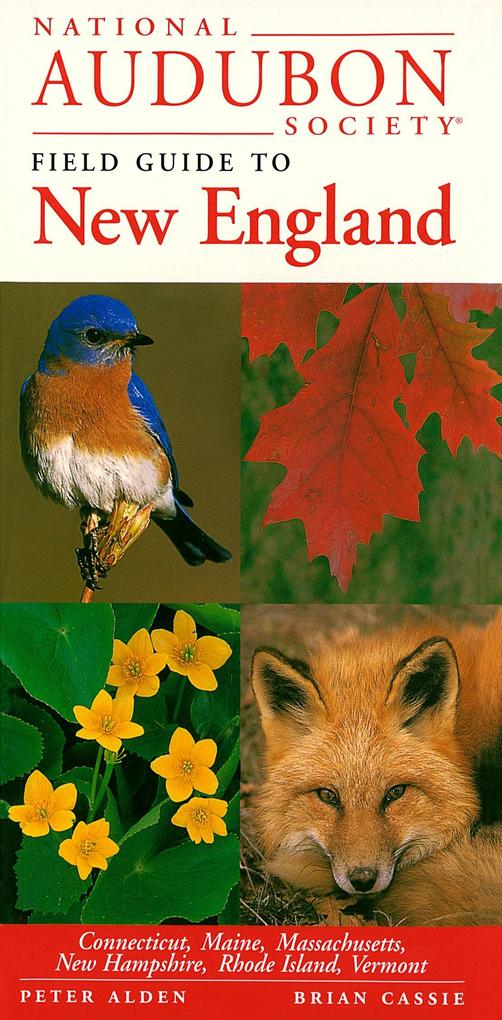 National Audubon Society Fgt to New England als Buch