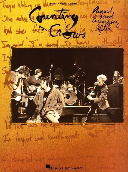 Counting Crows - August & Everything After* als Taschenbuch
