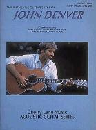 John Denver Authentic Guitar Style als Taschenbuch