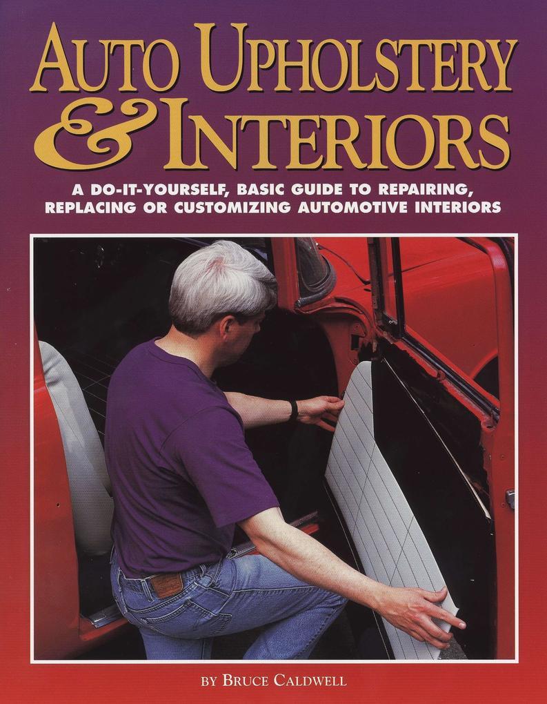Auto Upholstery Hp1265 als Taschenbuch