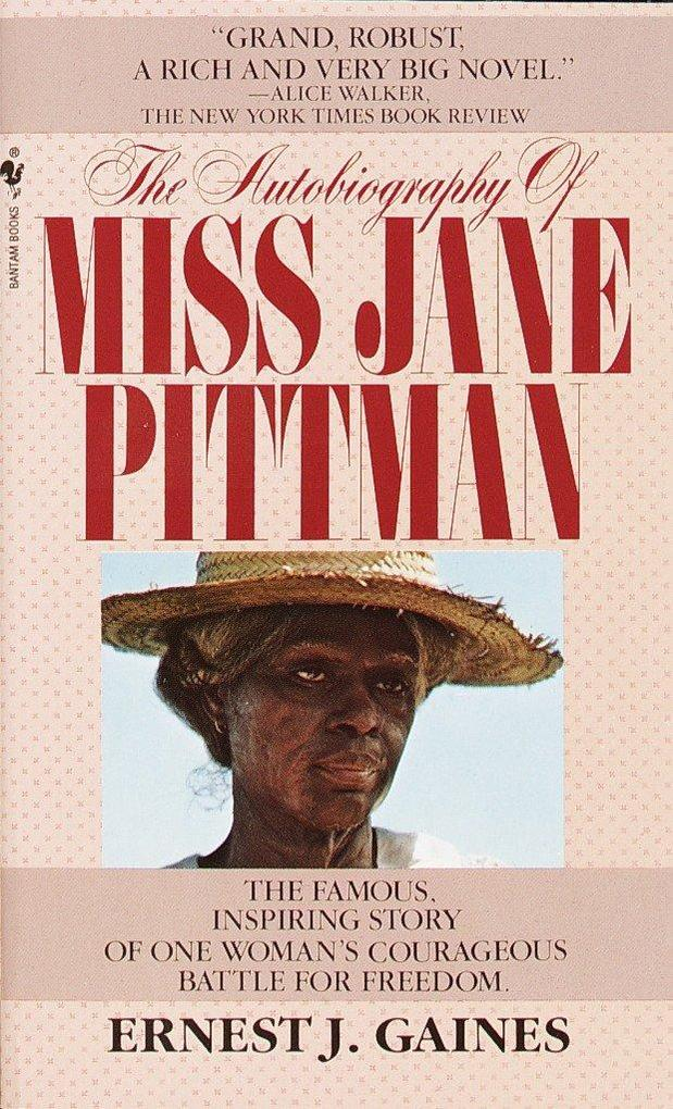 The Autobiography of Miss Jane Pittman als Taschenbuch