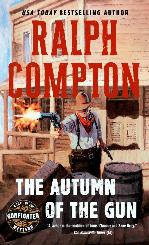 The Autumn of the Gun als Taschenbuch