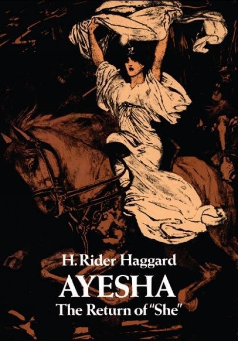 "Ayesha: The Return of ""she"" als Taschenbuch"