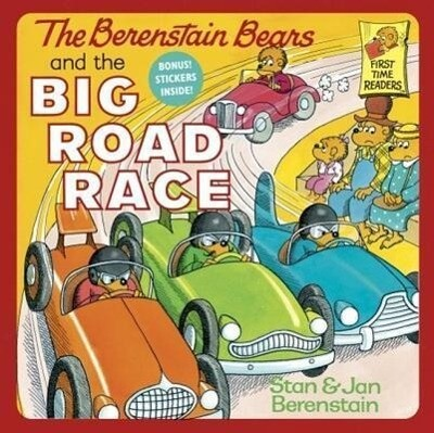 The Berenstain Bears and the Big Road Race als Taschenbuch