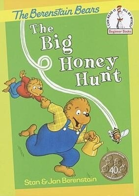 The Big Honey Hunt: 50th Anniversary Party Edition als Taschenbuch