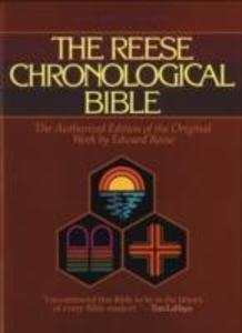 Reese Chronological Bible als Buch