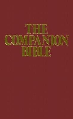 Companion Bible-KJV als Buch
