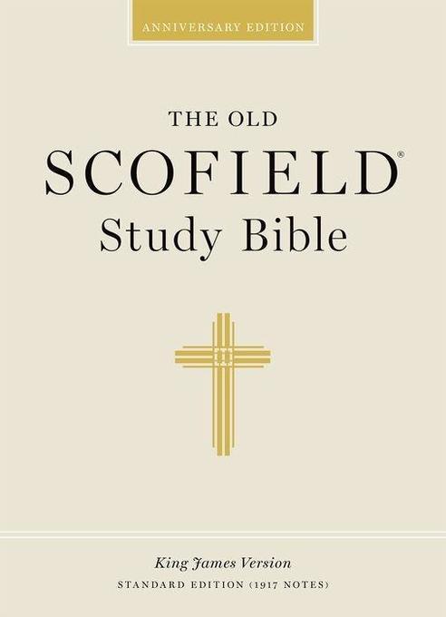 Old Scofield Study Bible-KJV-Standard als Buch