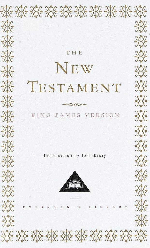 New Testament-KJV als Buch
