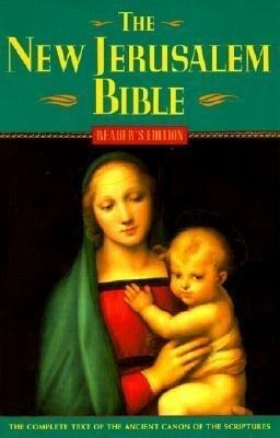 New Jerusalem Bible-NJB-Readers als Taschenbuch