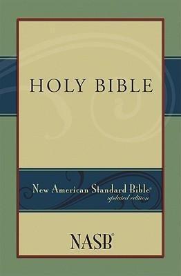 Text Bible-NASB als Taschenbuch