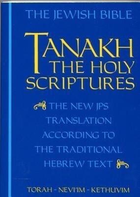 Tanakh als Taschenbuch