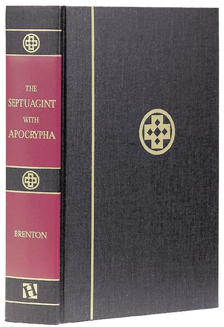 Septuagint with Apocrypha als Buch