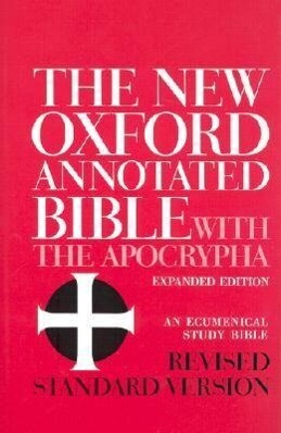 New Oxford Annotated Bible-RSV als Buch