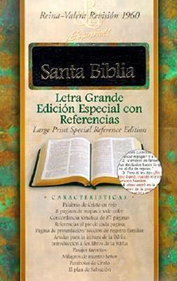 Letra Grande Edicion Especial Con Referencias-RV 1960 als Buch