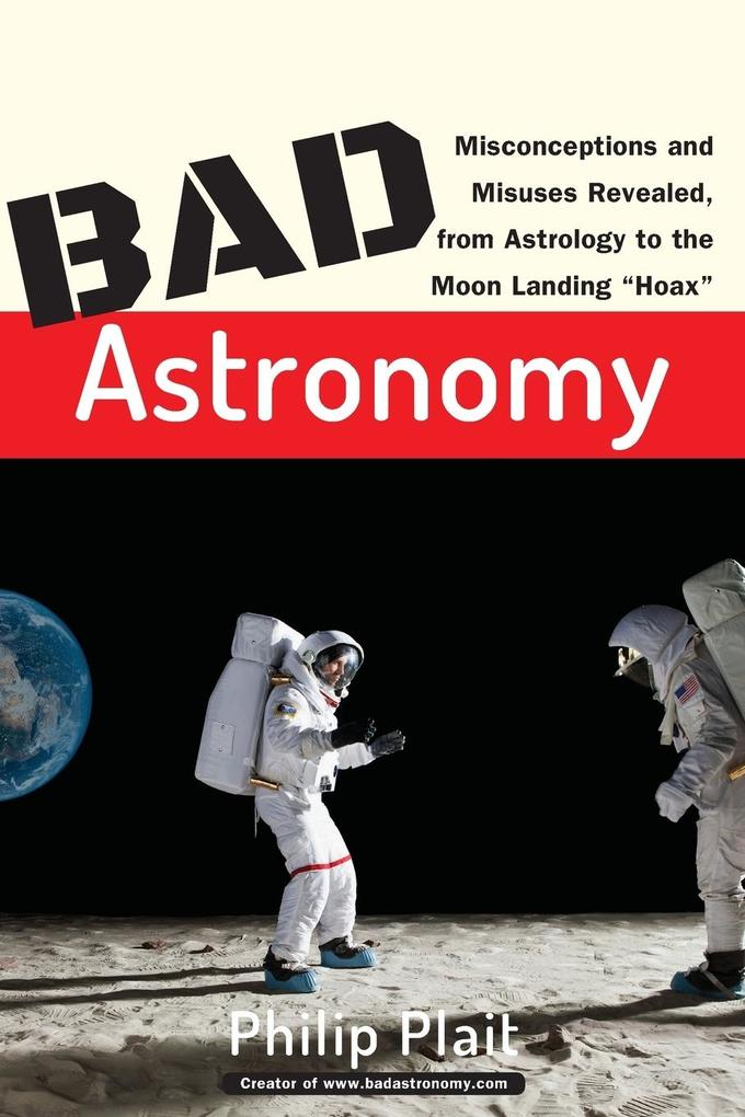 Bad Astronomy als Buch