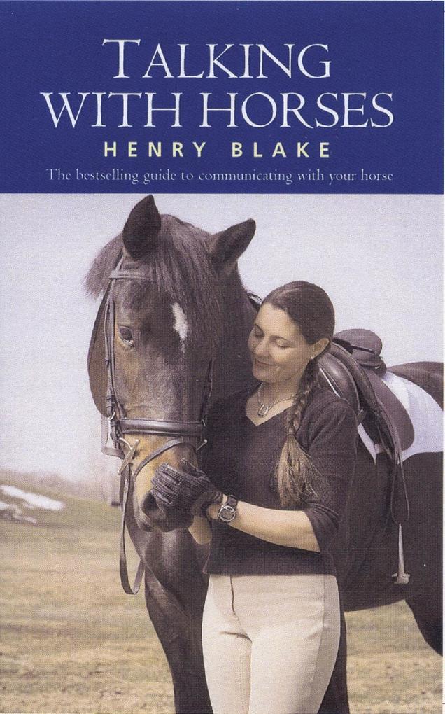 Talking with Horses als eBook von Henry Blake
