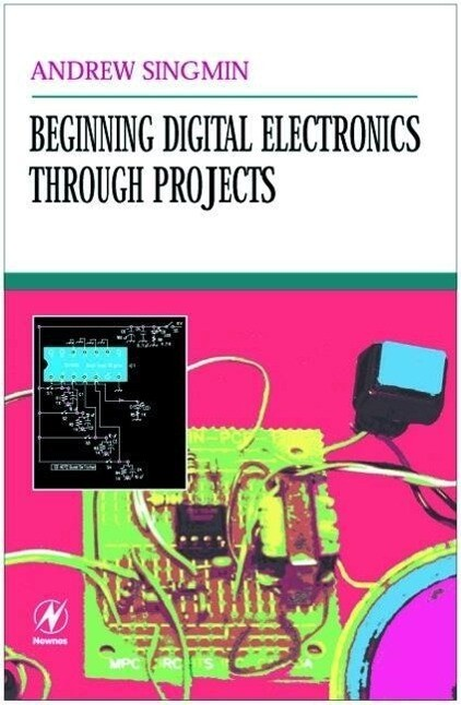 Beginning Digital Electronics Through Projects als Buch