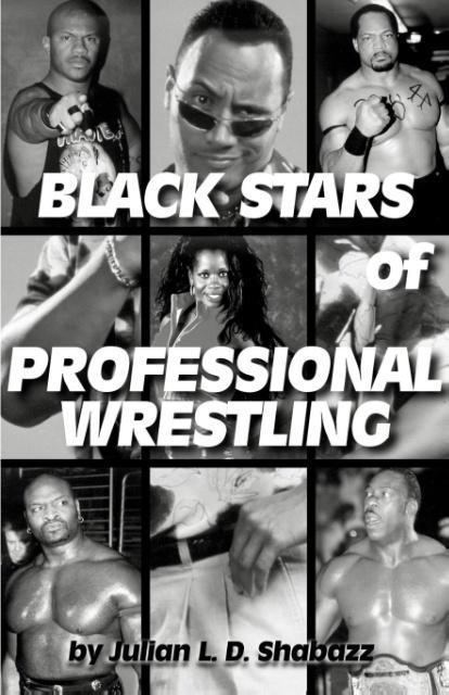 Black Stars of Professional Wrestling als Taschenbuch